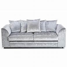 Sofa Samt Grau - grey velour sofa dfs velvet sofa awesome gold crushed img