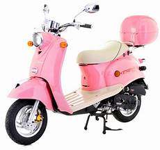 motorroller 50ccm retro 50cc scooter buy direct bikes retro 50cc scooters pink