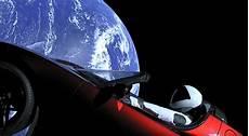 See The Photos Of Elon Musk S Tesla Orbiting