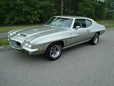 1972 Pontiac GTO  1964 73 / Lemans Tempest
