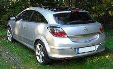 File Opel Astra H Gtc Facelift Rear Jpg