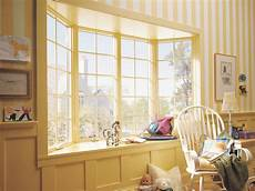 Kitchen Curtains For Bay Windows by You Ll These Easy Curtain And Blind Solutions For Bay