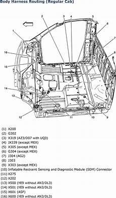 2008 gmc 1500 tow wiring diagram repair guides