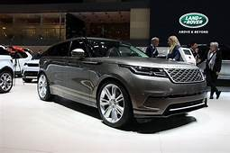 Range Rover Velar Heads To The US Later This Year With
