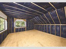 Insulation With a Smart Vapor Barrier   JLC Online