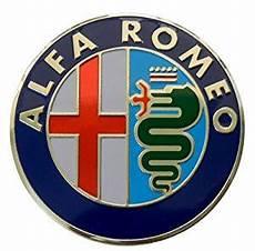 Logo De Alfa Romeo Png - alfa romeo large thin embossed aluminum emblem