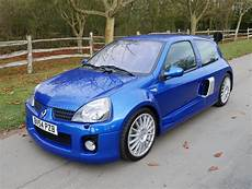 2004 Renault Clio Renaultsport V6 Phase 2 255 Classic