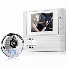 Apartment Door Viewer Bell digital door peephole viewer with doorbell vision