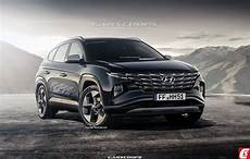 Hyundai Official Says New 2021 Tucson Has A Quot