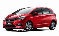 2020 honda jazz rendered a softer looking 4th