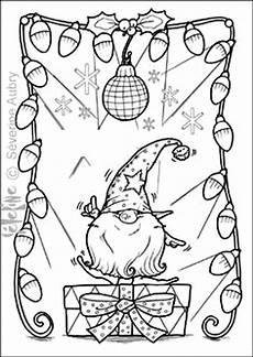 Weihnachtsmalvorlagen J Dessin No 235 L Lutins Weihnachtsmalvorlagen Muster Malerei