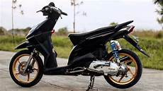 Modif Honda Beat by Modifikasi Honda Beat Babylook