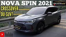 Chevrolet Spin 2021 Revevelada Vir 193 Uma Suv Ou