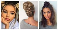 20 easy hairstyles for long short and medium length hair