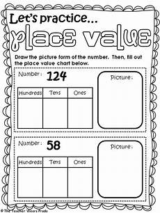 14 best math place value images on pinterest place value worksheets place values and grade 2