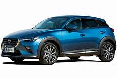 Mazda Cx 3 Suv 2019 Review Carbuyer