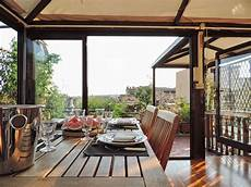 beautiful exclusive rooftop terrace trevi and