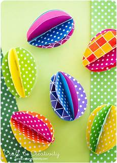 easter ideas 8 and easy crafts using paper