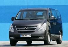 Hyundai H 1 Starex Tests Erfahrungen Autoplenum De