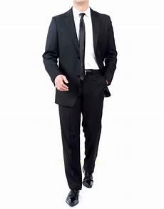 costume noir homme costume homme noir 120 quanta la vie