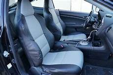 acura rsx 2002 2006 leather like custom fit seat covers 13