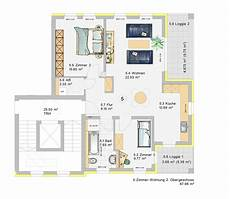 2 3 zimmer wohnung 3 zimmer wohnung im 2 obergeschoss w5 klia wohnpark