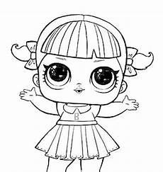 Gambar Boneka Lol Hitam Putih Boneka Baru