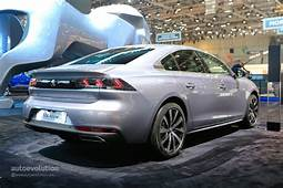 Live Peugeot 508 First Edition Stuns Geneva With Four