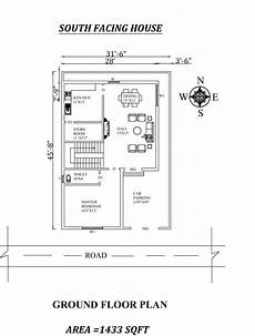 south facing house plans per vastu beautiful 18 south facing house plans as per vastu shastra
