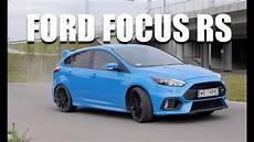 Ford Focus Rs Pl Test I Jazda Pr 243 Bna