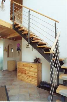 treppe stahl holz treppen feiner schreiner
