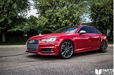 audi b9 s4 h r springs and spacer installation parts score