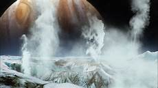 hubble directly images possible plumes europa youtube
