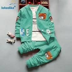 setelan baju jaket dan celana panjang anak laki laki beruang terbaru ryn fashion