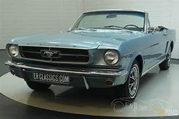Classic 1961 Ford Mustang Cabriolet For Sale  Dyler