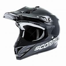 Casque Moto Cross Scorpion Exo Vx 15 Evo Air Solid Noir