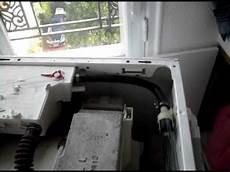 fuite bac a fuite lave linge