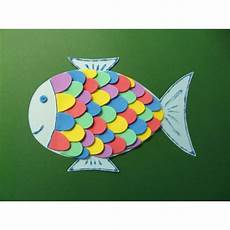 Malvorlage Fisch Mit Schuppen Tauchen Sie Ab Mit Unserer Fische Basteln Bastelanleitung