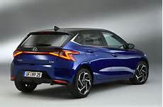 new hyundai i20 arrives with new styling and mild hybrid