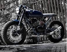 Yamaha Cafe Racer Price In India modified yamaha rd350 caf 233 racer by moto exotica