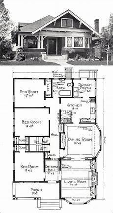 bungalow house plans representative homes no r bungalow