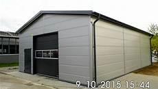 garage kaufen in halle isolierte stahlhalle garage 8 x 12 x 3 6 4 5 m neu ebay