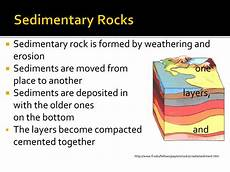 ppt sedimentary rocks powerpoint presentation free download id 2271056