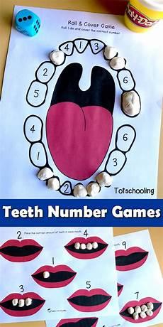 teeth number games for preschool totschooling toddler preschool kindergarten educational