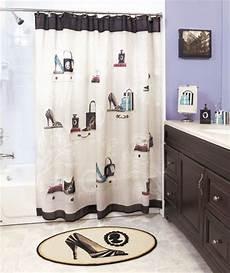 Fashionista Shower Curtain