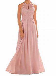 long blush bridesmaid dresses amazon com