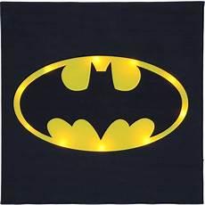batman logo light up wall art 16 quot x 16 quot walmart com