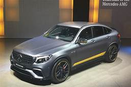Mercedes AMG GLC 63 And Coupe Pricing Revealed