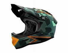 oneal warp 2016 fullface downhill helm fidlock edgy camo