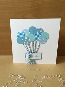 handmade new baby card new baby new baby boy new